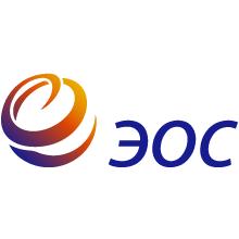 Логотип и фирменный стиль компании «ЭОС»