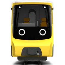 Train for children's narrow-gauge railway